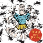 Bug my Ride - cover Francis Tunnicliff