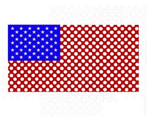 Tao Well - GAF (global american flag)