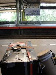 Last train to Bekasi