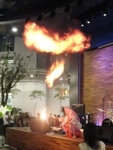 Ciplak flame halo