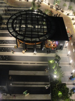 Publika from above