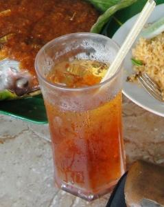 iced tea o