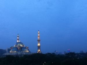 mega mosque