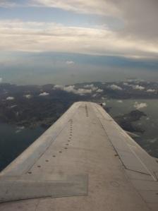 Leaving Poneke, NZ