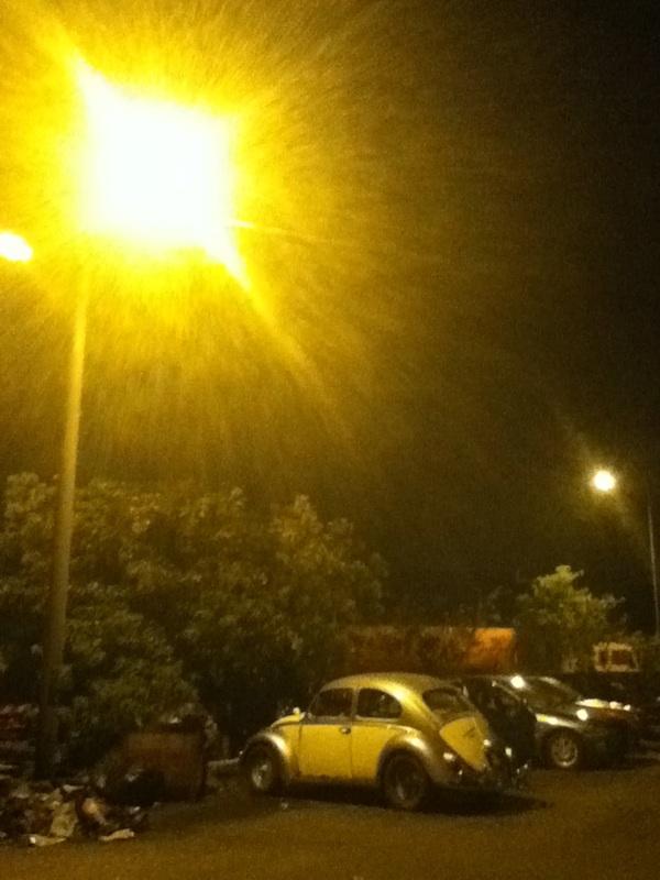 Termoloh car park