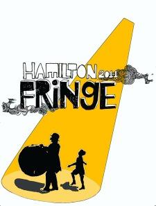 Hamilton Fringe Festival logo 2011