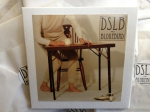 BlokeBird by DSLB album cover