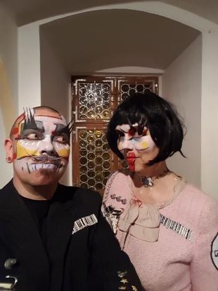 Phantoms of the Hrad Loket