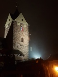 Hrad Loket tower