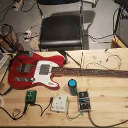 Prepared bass